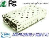 SFP连接器-1x2压接式 模块