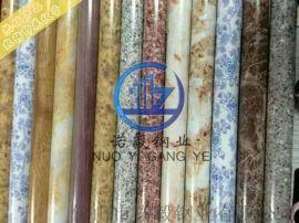 304熱轉印木紋不鏽鋼管 專業廠家