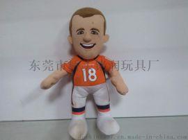 企业吉祥物定制毛绒玩偶设计世界杯公仔东莞厂家