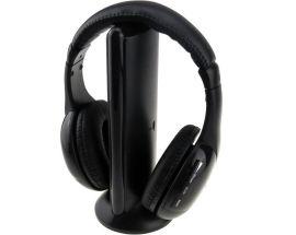 爆款熱賣MH-2001可監聽無線耳機收音機
