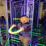 厂家热销新款无限版镜子迷宫游艺设施