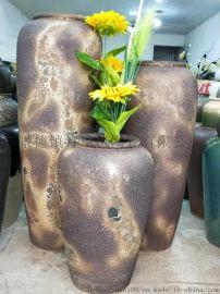 景德镇厂家直销现代简约古典中式复古艺术陶瓷花瓶