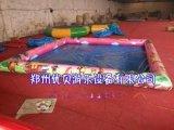 充气玩沙池价格,儿童沙滩池,彩绘充气决明子池供应,儿童充气沙池