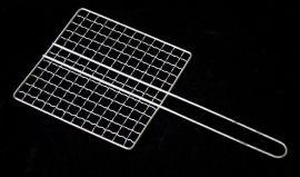 定做燒烤網 格仔燒烤網 簡易燒烤網不鏽鋼燒烤網 批發價