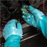 星宇#710耐油专家劳保手套 耐油丁腈浸胶防护手套 防滑耐磨