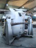 电阻式可倾型熔铝炉,坩埚倾斜式熔炼炉,铝锭熔解炉