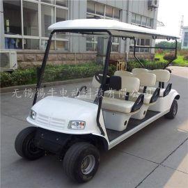 河南周口6座電動高爾夫球車,港口四輪巡邏電瓶車,看房觀光車