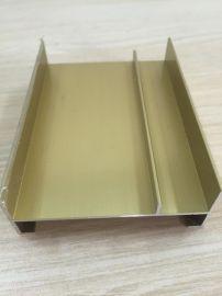 南僑鋁業A80系列推拉窗型材