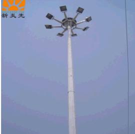 重庆高杆灯厂家报价LED高杆灯安装