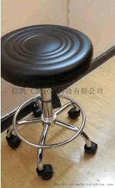 實驗室圓凳-現貨多臺供應有輪有靠背多款可選