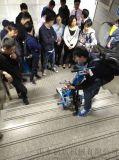 东丽区河东区轮椅上楼车启运电动爬楼车残疾人升降平台