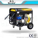 6KW芭比款凯马黄DG8000E柴油发电机