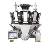 廠家直銷十頭電腦組合稱,幹果炒貨食品包裝機