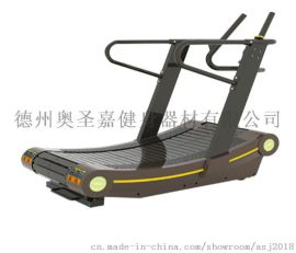 机械无动力自发电商用跑步机