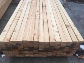 專業加工鐵杉木方,建築木方,青島木材加工廠