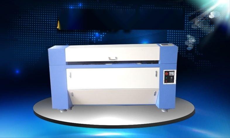 鑫源1390型广告亚克力有机板橡胶激光切割机激光雕刻机