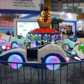 公園遊樂場設備/新型旋轉飛車遊樂設備