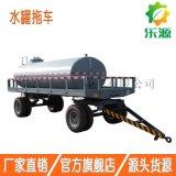 水罐拖车 油罐运输车