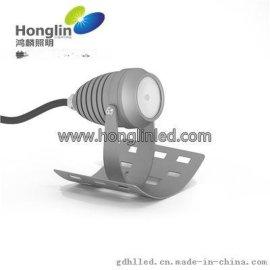 1W精致LED支架式安装瓦楞灯