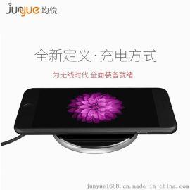 圆盘无线充电器适于三星S8苹果8iPhoneX