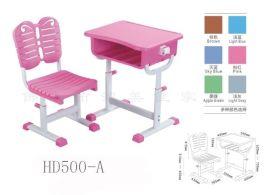 學校課桌椅佛山塑鋼家具工廠價定做批發