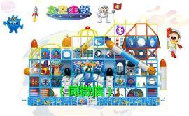 廣州非帆遊樂廠家訂做淘氣堡兒童樂園設備報價