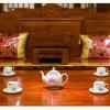 银银瓷器醴陵釉下五彩瓷高端瓷器商务礼品陶瓷茶具定制送礼茶具