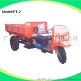 ST-2柴油自卸三轮车