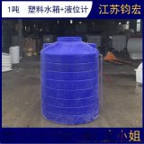 1立方储水塔  上海1吨聚乙烯水箱厂家直销