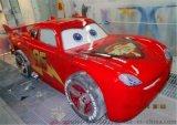 玻璃钢玩具车价格 玻璃钢玩具车图片 豪晋玻璃钢玩具车厂家