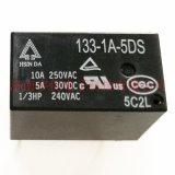 台湾欣大 133-1A-5DS 继电器 5V 1组常开