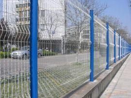 小區護欄網、隔離柵(網)、鐵藝防護網、防拋網