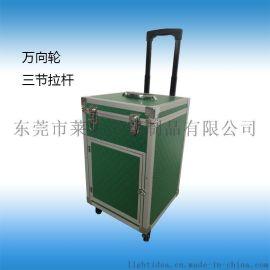 医疗美容多功能工作平台铝箱|多抽屉铝箱航空箱
