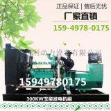 250kw玉柴柴油发电机组 大型电调四保护柴油发电机250千瓦 发电机