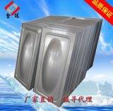 【厂家直销】订做1*0.5不锈钢水箱304模压块冲压板消防方形水箱