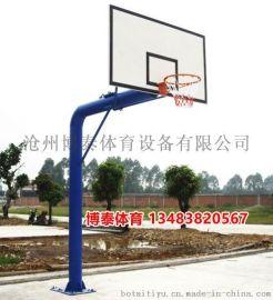 成人篮球架价格钢化玻璃篮板