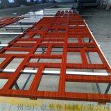 新型仿古防盜鋁窗花供應商 廣州鋁窗花批發廠家