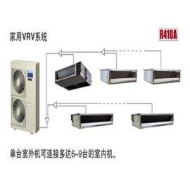 中央空調系統工作原理