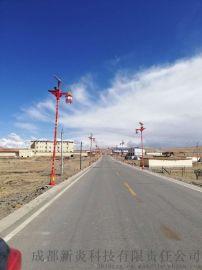 藏式太陽能路燈民族風LED太陽能路燈