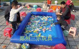 聊城玩具厂家生产质量好的沙滩池和钓鱼池