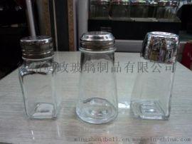厂家销售 胡椒粉瓶,调味瓶,调料瓶,玻璃瓶,玻璃罐