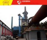 环保白灰回转窑投资多少钱?红星日产300吨白灰窑