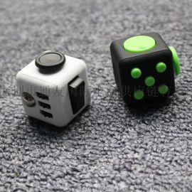 Fidget Cube抗焦虑减压魔方心理暗示魔方神器烦躁方块