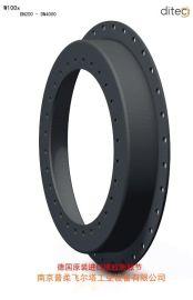 橡胶膨胀节(补偿器)W100x可定制德国原装进口穿墙密封橡胶膨胀节