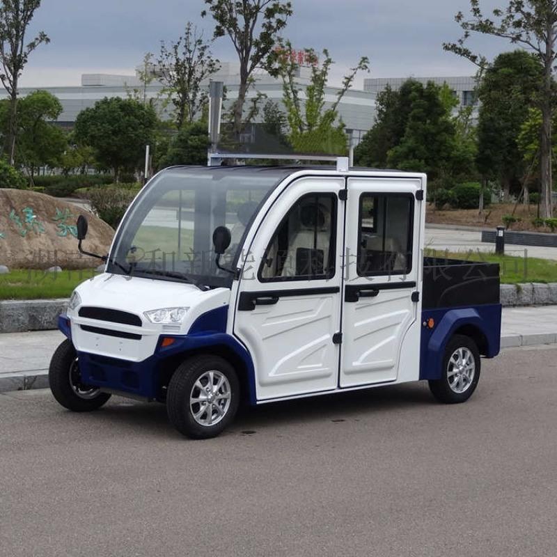 双排座小型电动带斗货车,家用小型货车
