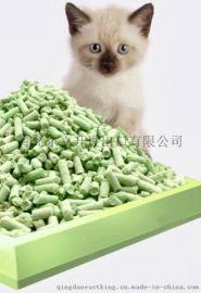 绿茶猫砂,专业生产绿茶猫砂