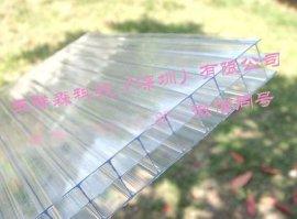 双层多功能阳光板进口原料生产厂家直销