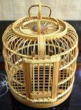 竹制鸟笼厂家定做各种规格的景观装饰工艺鸟笼