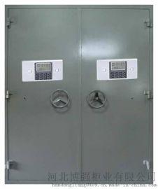 博强 制作普通钢板金库门、应急金库门、不锈钢金库门、双开式不锈钢金库门