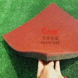 幼儿园25mm厚橡胶地垫幼儿园橡胶地垫